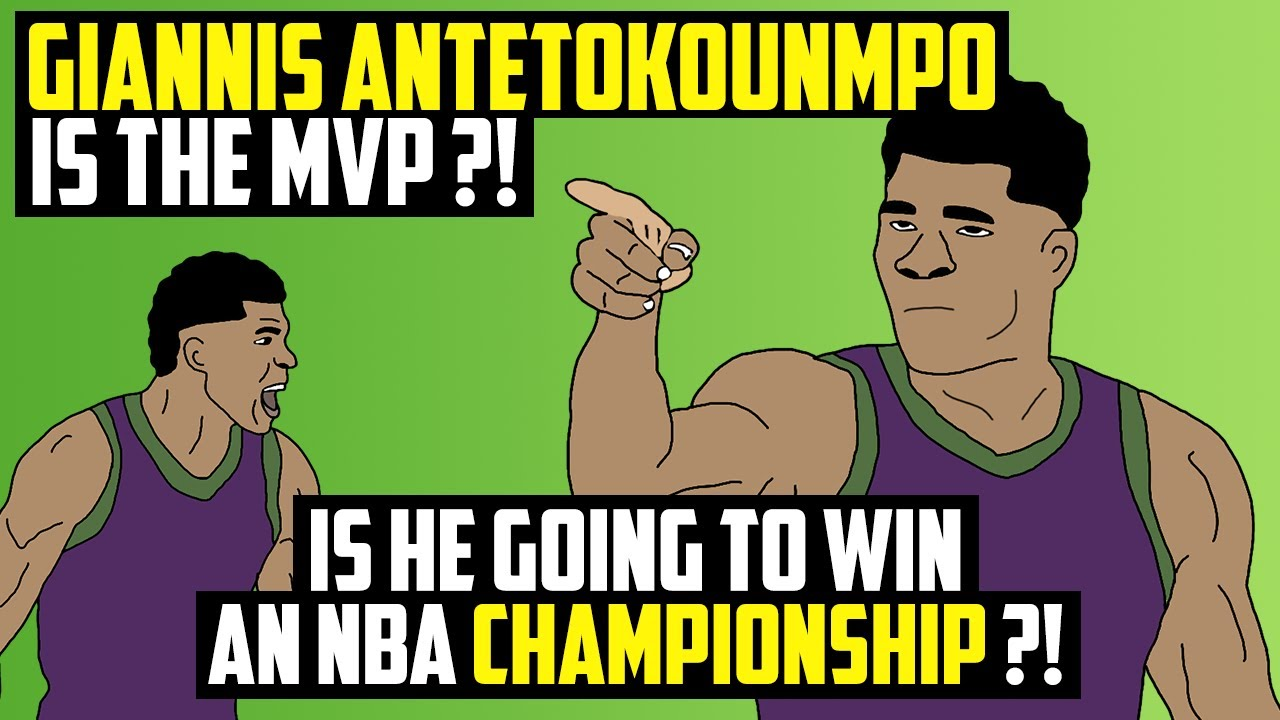 Download This is why Giannis Antetokounmpo is going to Win the MVP