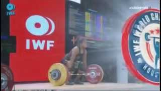 2015 World Weightlifting Championships Women