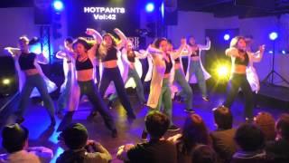 ゆりかnumber HOT PANTS vol.42 DANCESHOWCASE