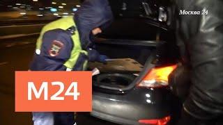 Дорожные сводки за сутки в столице произошло 36 ДТП   Москва 24