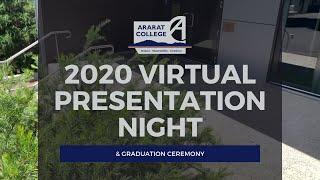 Ararat College Virtual Presentation Night 2020