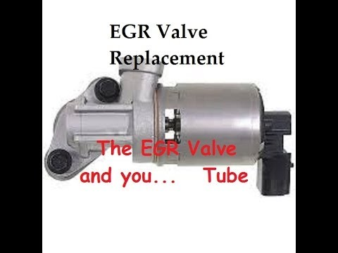 Caravan 20042010 EGR valve Replacement Alt approch update YouTube – Dodge Caravan Engine Diagram Egr