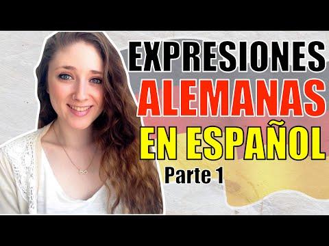 EXPRESIONES ALEMANAS EN ESPAÑOL (Parte 1) | AndyGMes