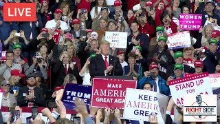 🔴 Watch LIVE: President Donald Trump Holds MAGA Rally in Biloxi, MS  11/26/18