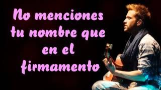 Pablo Alborán - Solamente tú (Lyrics)