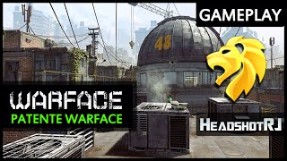 Warface HeadshotRJ Upando Para Patente 70 (Warface)