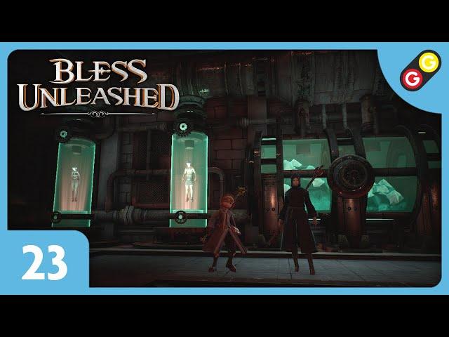 Bless Unleashed #23 Des expériences dans un monastère ! [FR]
