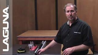 Laguna Tools Fusion Tablesaw Setup - Routine Maintenance - Part 18 Of 18