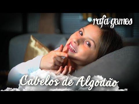 CABELOS DE ALGODÃO Banda Fly - RAFA GOMES