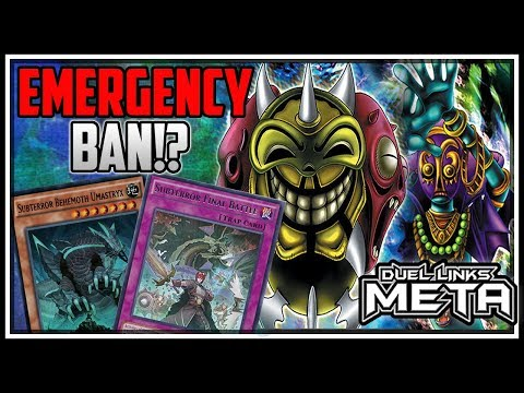 Subterrors Are Top Tier! Emergency Ban Skill!? [Yu-Gi-Oh! Duel Links]