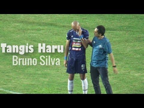 Bruno Silva Menangis Saat Dengar Anthem - Jiwa Ksatria Laskar Mahesa Jenar