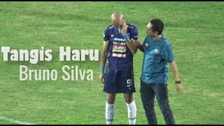 Gambar cover Bruno Silva Menangis Saat Dengar Anthem - Jiwa Ksatria Laskar Mahesa Jenar