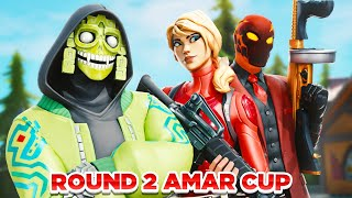 Amar Trios Cup Round 2 - What I Learned