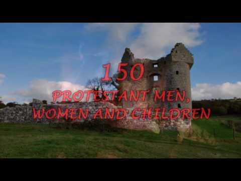 The 1641 Massacre of Irish Protestants