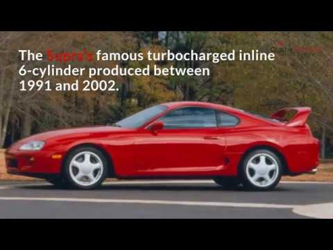 Toyota Parts | The 10 Best Toyota Engines Of All Time