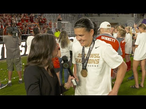 Christine Sinclair on win | 2017 NWSL Championship | Postgame