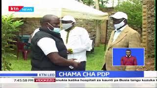 Chama cha PDP chatoa ruhusa kwa wanachama wake kushirikiana na vyama vya KANU na Jubilee