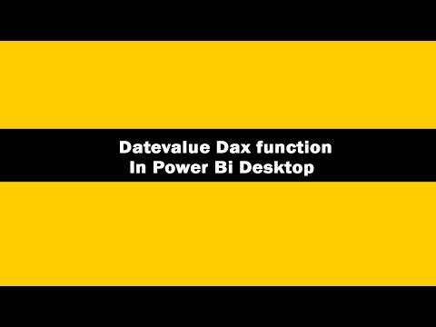 Dax Date Format
