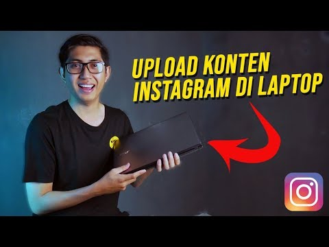 instagram for PC 2020   Cara upload photo/video Instagram lewat Komputer/Laptop.