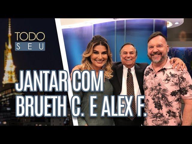 Conversa com Brueth Carvalho e Alex Flemming- Todo Seu (07/03/19)
