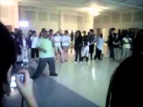 Jamestown Middle School St. Patrick's Day Dance