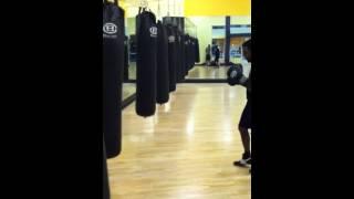 boxing in la fitness