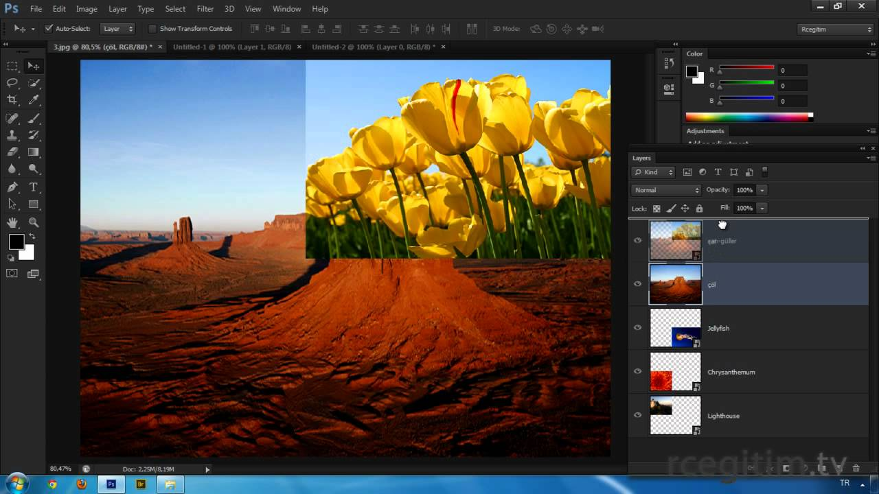 Photoshop Training PDFs from Photoshop