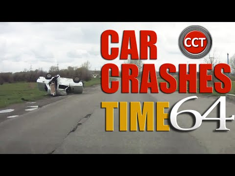 Car Crashes compilation of the Week #64