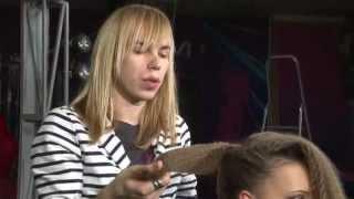 Купить рифленые щипцы для волос