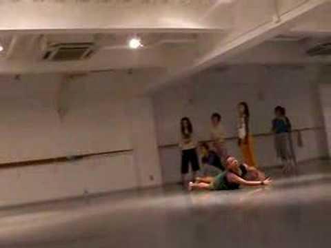 Andre Fuentes ChoreographyJPN class  Come HomeNo.2