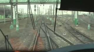 Раменское - Москва из кабины ЭМ4-012