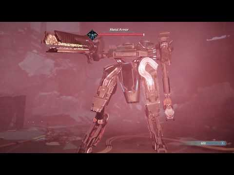 The Surge 2 how to Beat Metal Armor |