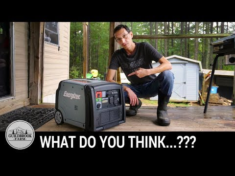 Is This the BEST Portable Generator for Off-Grid Living?