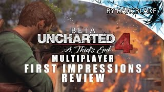 Uncharted 4 Multiplayer Beta : First Impressions Review