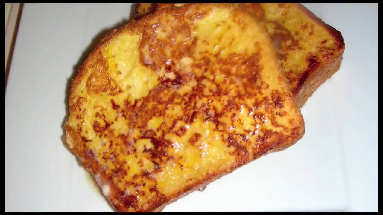 Home Made French Toast Recipe With Bread From Scratch Eggrecipes Peanut Easy  French Toast Sticks