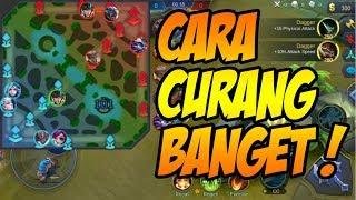 JANGAN DITIRU !!! CARA CURANG DALAM GAME MOBILE LEGENDS..