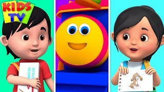 Give a Little Get a Lot   Bob The Train Shorts   Learning Videos for Children Kids TV
