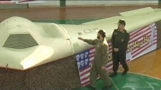 إيران ترفض إعادة طائرة التجسس الى الولايات المتحدة