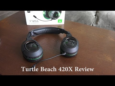 Turtle Beach Stealth 420X Review