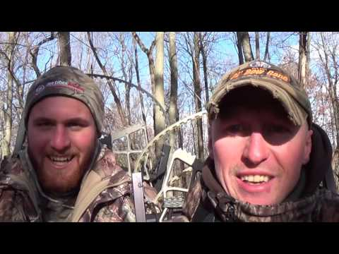 OL' Bow Gang BowHunts the Public Lands of Buffalo County Wisconsin