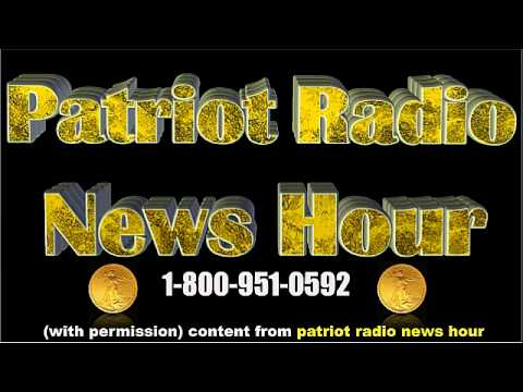 Patriot Radio News Hour: Washington's Role Is To Serve The Banks