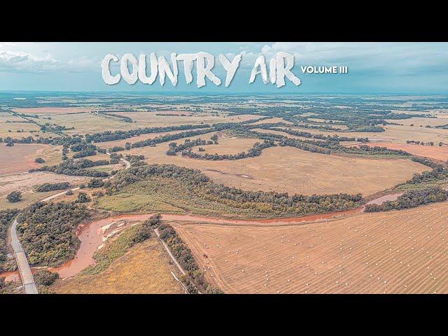 Country Air Vol. III (4K) / Cinematic Drone Footage / DJI Mavic 2 Pro