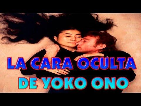 LA CARA OCULTA DE YOKO ONO