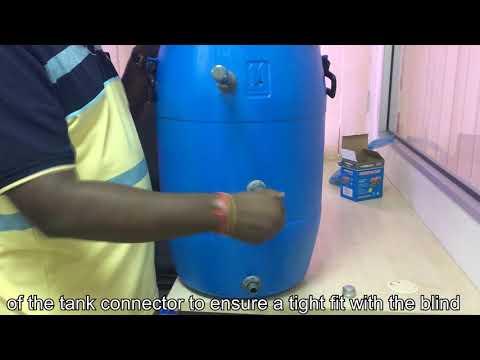 How to build a biogas digester   DIY TUTORIAL