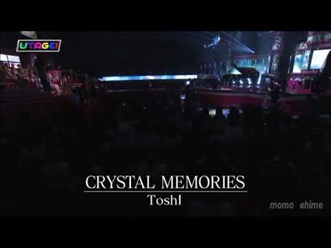 TOSHI (2017) CRYSTAL MEMORIES (English Subs)