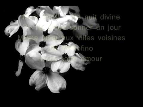 Dalida I Found My Love In Portofino - with Lyrics
