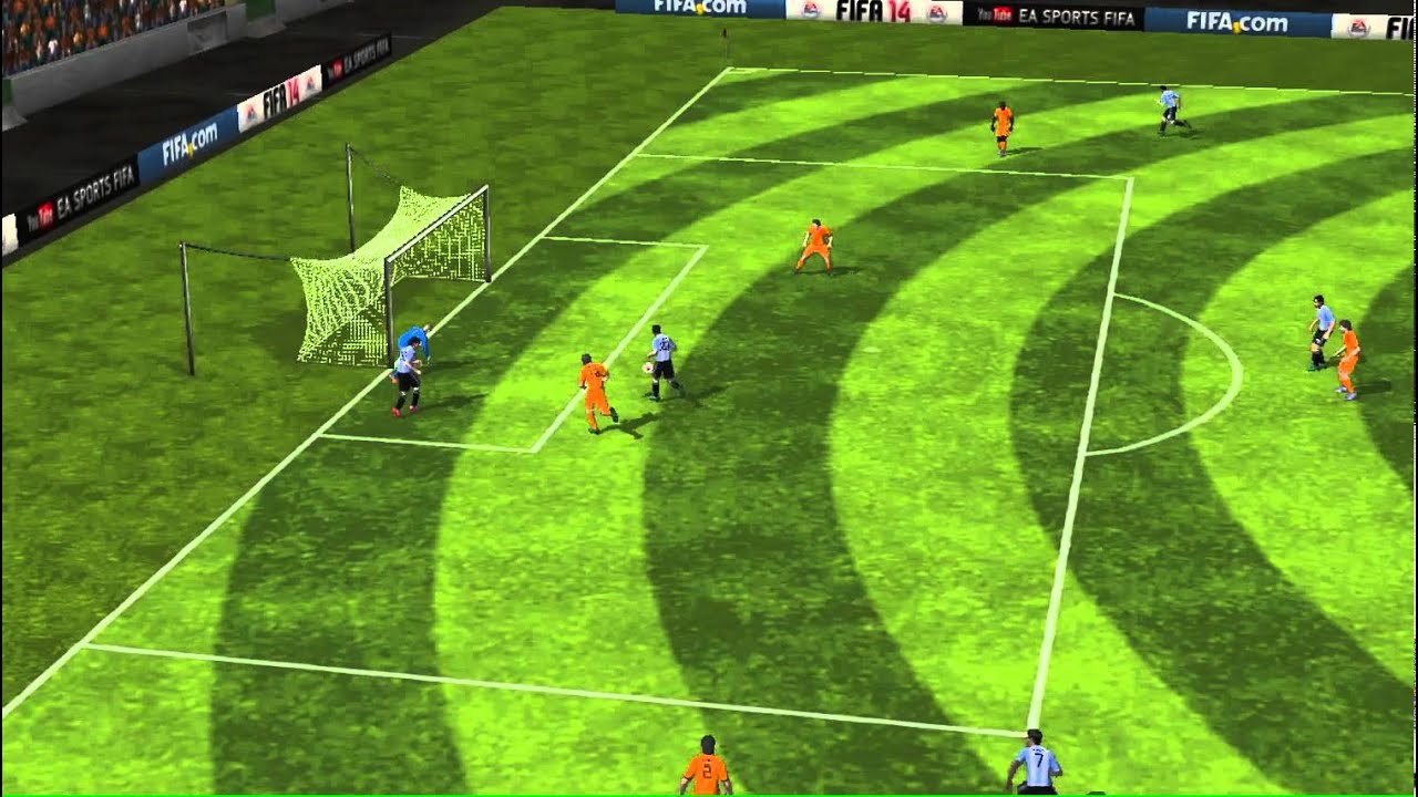 Best Goal Ever by Messi!! - FIFA 14 iPhone iPad Gameplay - YouTube 47be3a06df4
