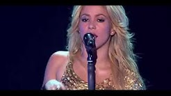 Shakira live from paris FULL