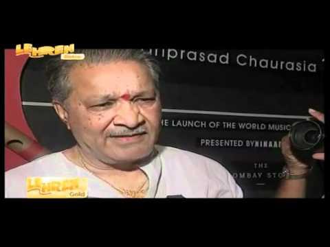Pt Hariprasad Chaurasia's Exclusive Interview