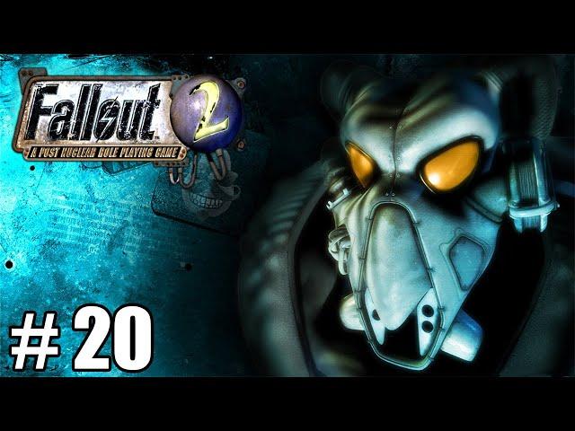 /CZ Let's Play\ Fallout 2 Part 20 - Problematická vesnice